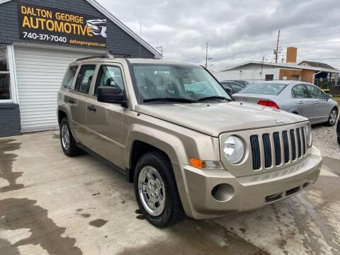 2009 Jeep Patriot for sale at Dalton George Automotive in Marietta OH