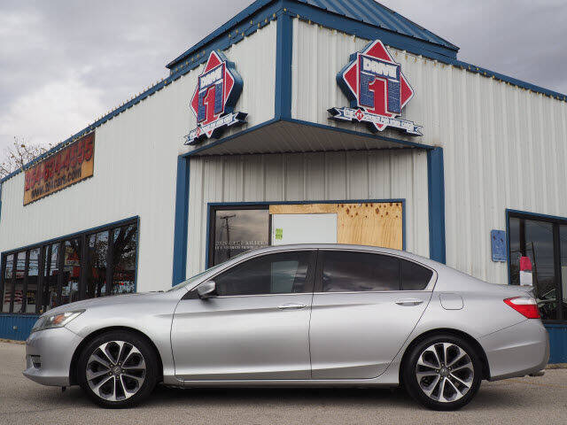 2013 Honda Accord for sale at DRIVE 1 OF KILLEEN in Killeen TX