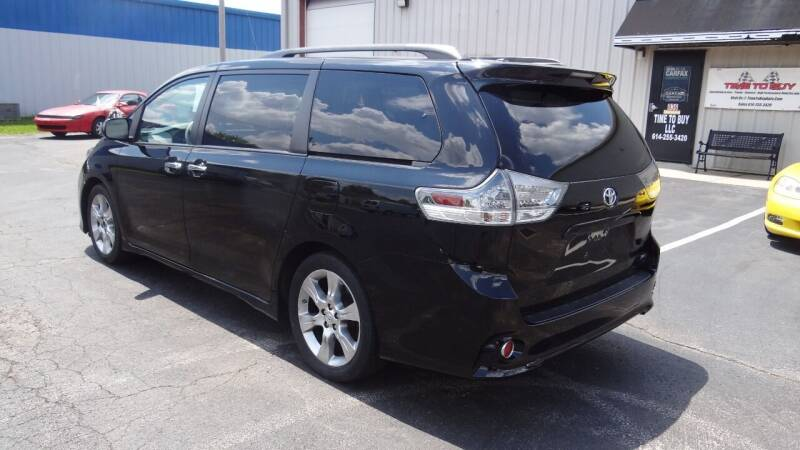 2013 Toyota Sienna for sale at Time To Buy Auto in Baltimore OH