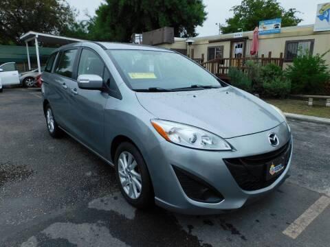2015 Mazda MAZDA5 for sale at Midtown Motor Company in San Antonio TX