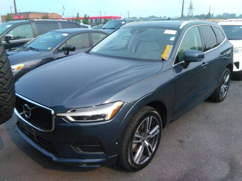 2018 Volvo XC60 for sale at SILVER ARROW AUTO SALES CORPORATION in Newark NJ