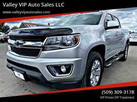 2016 Chevrolet Colorado for sale at Valley VIP Auto Sales LLC in Spokane Valley WA