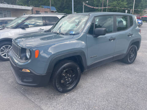 2018 Jeep Renegade for sale at Turner's Inc - Main Avenue Lot in Weston WV