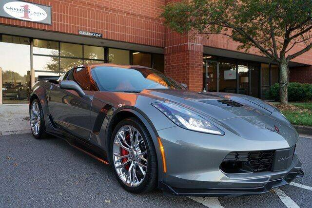2015 Chevrolet Corvette for sale at Team One Motorcars, LLC in Marietta GA