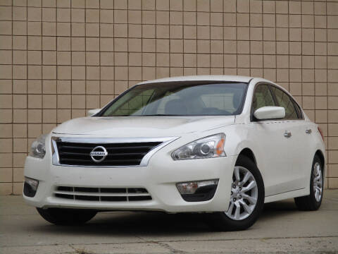 2013 Nissan Altima for sale at Autohaus in Royal Oak MI