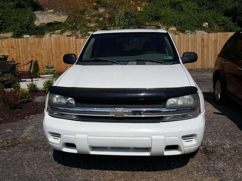 2006 Chevrolet TrailBlazer for sale at Riverside Auto Sales in Saint Albans WV