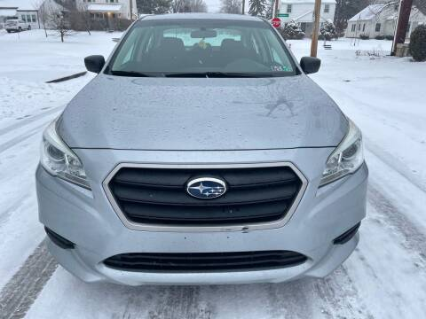 2015 Subaru Legacy for sale at Via Roma Auto Sales in Columbus OH