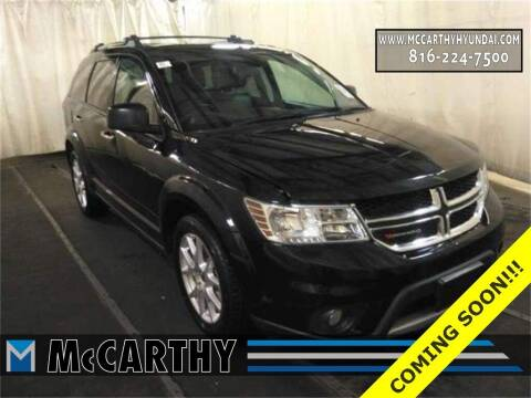 2018 Dodge Journey for sale at Mr. KC Cars - McCarthy Hyundai in Blue Springs MO