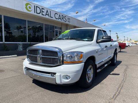 2006 Dodge Ram Pickup 3500 for sale at Ideal Cars in Mesa AZ