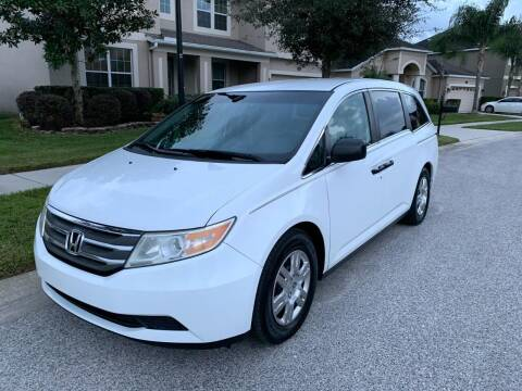 2013 Honda Odyssey for sale at Royal Auto Trading in Tampa FL