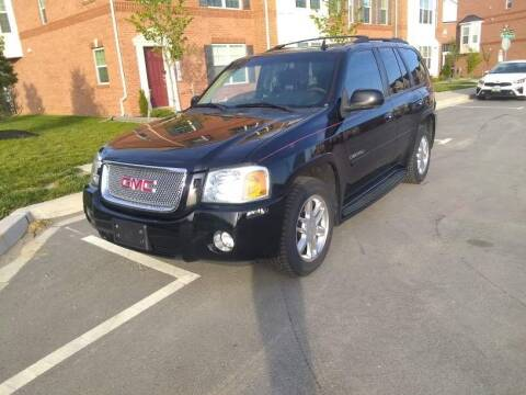2008 GMC Envoy for sale at Laurel Wholesale Motors in Laurel MD