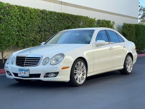 2007 Mercedes-Benz E-Class for sale at DieselIt in Laguna Hills CA