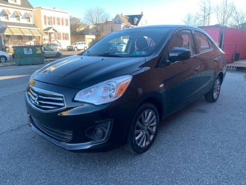 2018 Mitsubishi Mirage G4 for sale at Amicars in Easton PA