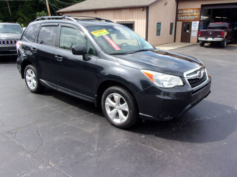 2014 Subaru Forester for sale at Dave Thornton North East Motors in North East PA
