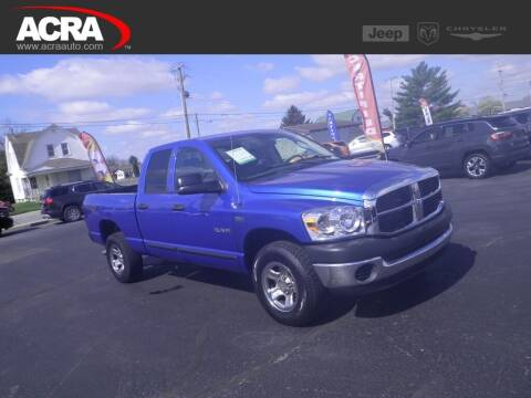 2008 Dodge Ram Pickup 1500 for sale at BuyRight Auto in Greensburg IN