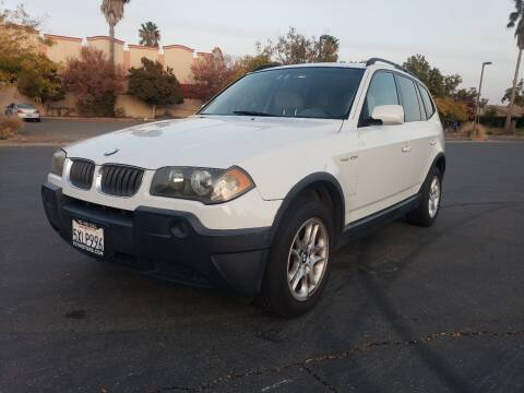 2004 BMW X3 for sale at 707 Motors in Fairfield CA