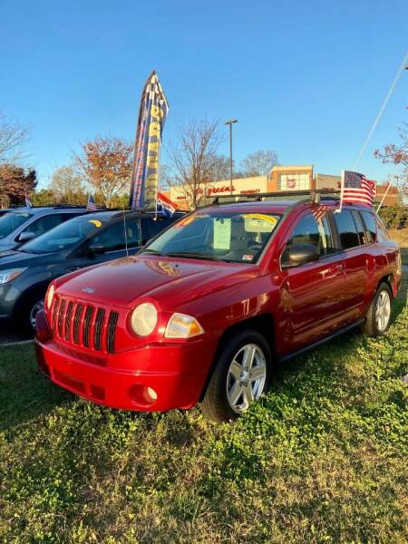 2010 Jeep Compass for sale at Top Auto Sales in Petersburg VA