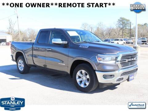 2019 RAM Ram Pickup 1500 for sale at Stanley Ford Gilmer in Gilmer TX