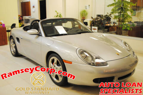 2001 Porsche Boxster for sale at Ramsey Corp. in West Milford NJ