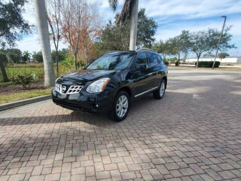 2012 Nissan Rogue for sale at World Champions Auto Inc in Cape Coral FL
