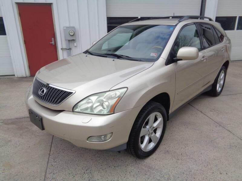 2004 Lexus RX 330 for sale at Lewin Yount Auto Sales in Winchester VA