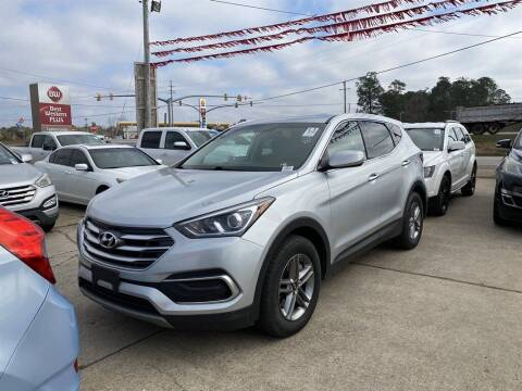 2018 Hyundai Santa Fe Sport for sale at Direct Auto in D'Iberville MS