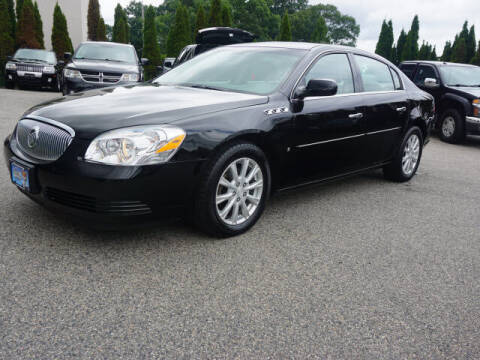 2009 Buick Lucerne for sale at East Providence Auto Sales in East Providence RI