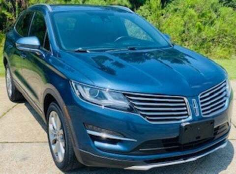 2018 Lincoln MKC for sale at Rogel Ford in Crystal Springs MS