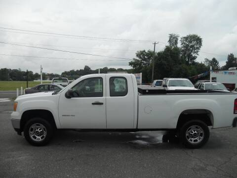 2013 GMC Sierra 2500HD for sale at All Cars and Trucks in Buena NJ