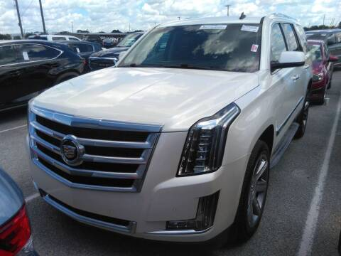 2015 Cadillac Escalade for sale at PAUL YODER AUTO SALES INC in Sarasota FL