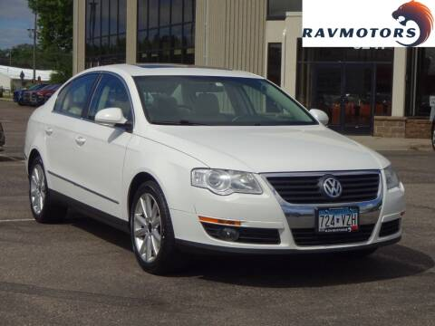 2010 Volkswagen Passat for sale at RAVMOTORS 2 in Crystal MN