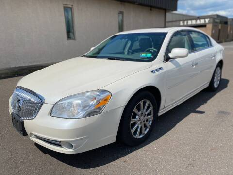 2010 Buick Lucerne for sale at CAR SPOT INC in Philadelphia PA