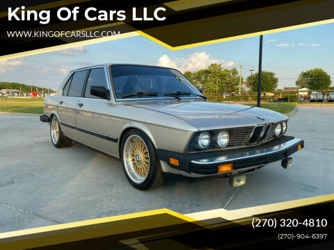 1985 BMW 5 Series for sale at King of Cars LLC in Bowling Green KY
