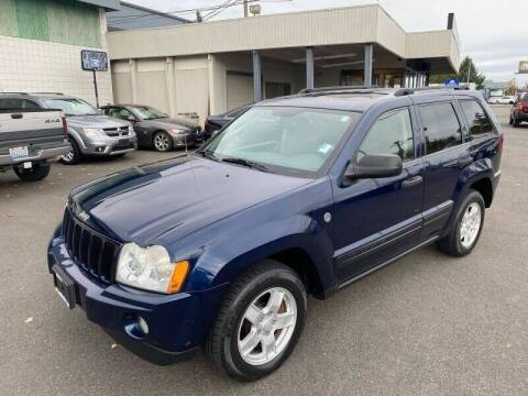 2005 Jeep Grand Cherokee for sale at TacomaAutoLoans.com in Tacoma WA