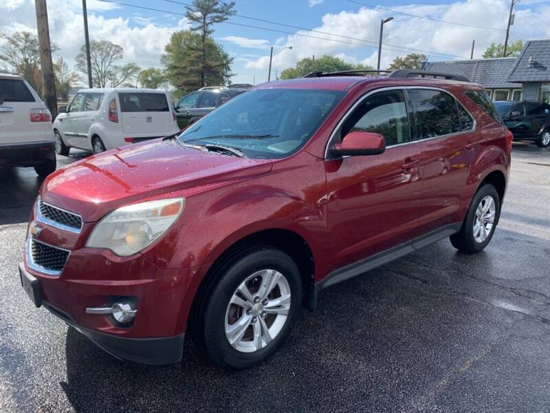 2012 Chevrolet Equinox for sale at Port City Cars in Muskegon MI