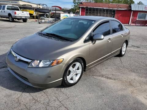 2008 Honda Civic for sale at GA Auto IMPORTS  LLC in Buford GA