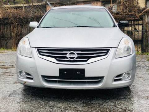 2012 Nissan Altima for sale at Infinite Autos in Houston TX