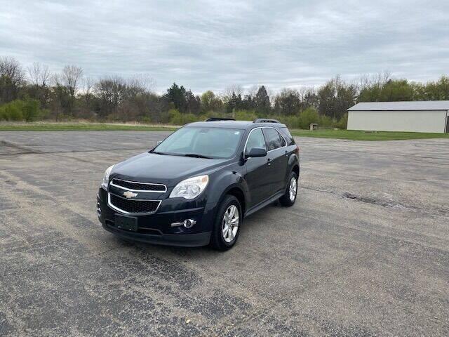 2011 Chevrolet Equinox for sale at Caruzin Motors in Flint MI