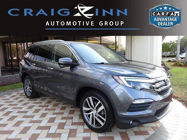 2016 Honda Pilot for sale at Lexus Subaru of Pembroke Pines in Pembroke Pines FL