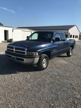 2001 Dodge Ram Pickup 1500 for sale at CAROLINA TOY SHOP LLC in Hartsville SC