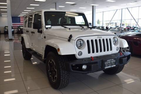 2014 Jeep Wrangler Unlimited for sale at Legend Auto in Sacramento CA