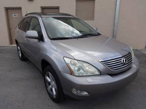 2005 Lexus RX 330 for sale at Selective Motor Cars in Miami FL