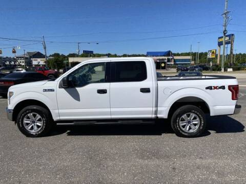 2016 Ford F-150 for sale at Sell Your Car Today in Fayetteville NC