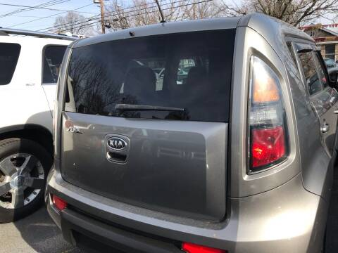 2011 Kia Soul for sale at Chambers Auto Sales LLC in Trenton NJ