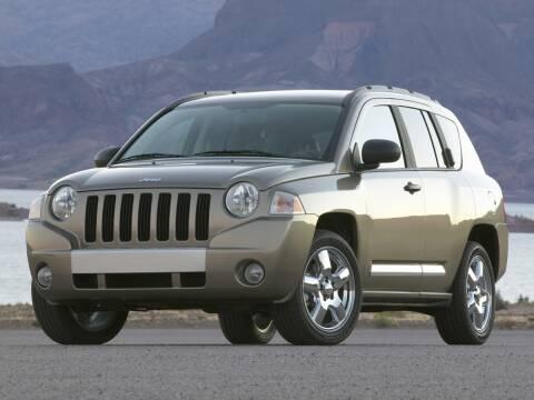 2007 Jeep Compass for sale at Sundance Chevrolet in Grand Ledge MI