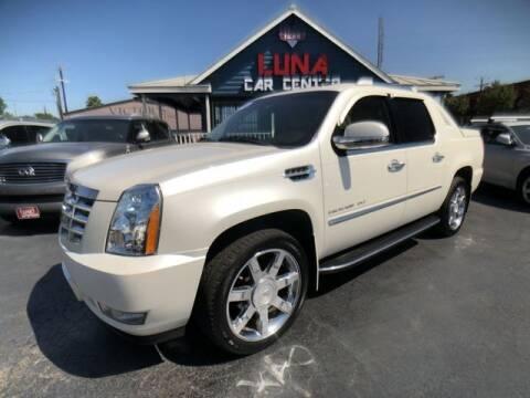 2011 Cadillac Escalade EXT for sale at LUNA CAR CENTER in San Antonio TX