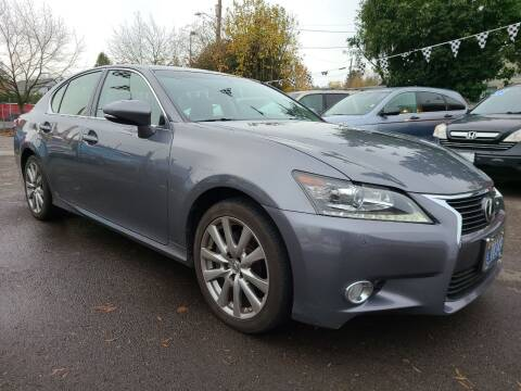 2015 Lexus GS 350 for sale at Universal Auto Sales in Salem OR