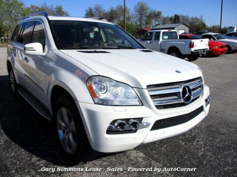 2011 Mercedes-Benz GL-Class for sale at Gary Simmons Lease - Sales in Mckenzie TN