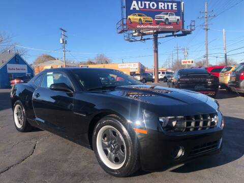 2013 Chevrolet Camaro for sale at Auto Rite in Cleveland OH