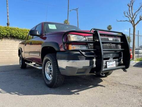 2005 Chevrolet Silverado 2500HD for sale at Valley View Motors - My Next Auto in Anaheim CA